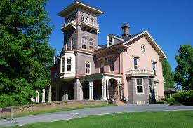 where is the bachelor mansion a gingerbread replica of the buckingham mansion cornwall manor