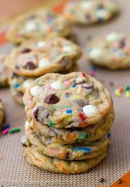 cake batter chocolate chip cookies recipe cake batter chip