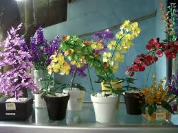 cara membuat kerajinan akrilik bisnis hiasan bunga akrilik peluang usaha ide bisnis tips dan