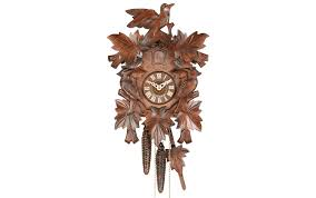 Buy Clock by Cuckoo Clock Carved Style 40cm By Hekas Blackforest U0026 Beyond