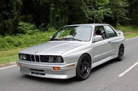 Bmw M3 V10 - this 1989 bmw m3 has a v10 heart and supercar price tag