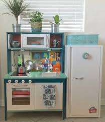 Ikea Play Kitchen Hack by Diy Play Kitchen Ikea Hack Duktig Play Kitchen Josef Cabinet