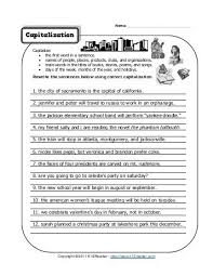 all worksheets end punctuation worksheets free printable
