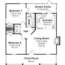 1 bedroom guest house floor plans guest cottage plans small iamfiss com