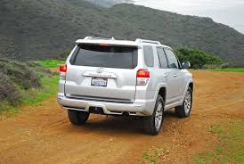 toyota 2011 awd 2011 toyota 4runner awd limited review test drive