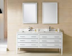 Double Sink Vanity Mirrors Rustic Double Sink Vanity Black Stained Wooden Frame Glass Window