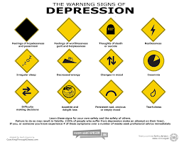 the warning signs of depression