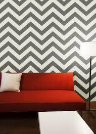 Living Room Wallpaper Home Depot Interior Design Gorgeous Wall Decor By Pink Tempaper Wallpaper