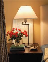 Unique Desk Lamps Nightstand Dazzling Bender Modern Table Lamp Black Nightstand