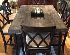 stylish decoration butcher block dining table prissy design