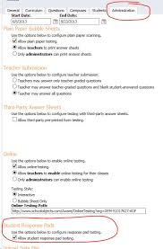 eduphoria aware overview and setup u2013 help categories