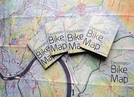 Map Cincinnati New Cincinnati Bike Map Aims To Change The Way New Old Cyclists