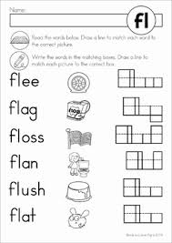 blends worksheets and activities fl by lavinia pop tpt
