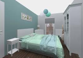 chambre bleu horizon chambre bleu pastel des photos chambre bleu vert avec chambre vert