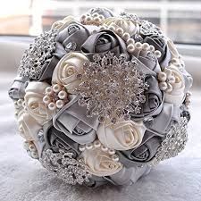 artificial wedding bouquets bridal flower bouquet