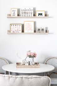 dining room styling with minted money can buy lipstick
