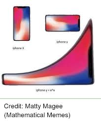I Phone Memes - iphone y iphone x iphone y ex credit matty magee mathematical