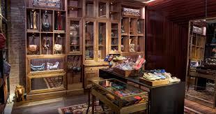 Avroko Interior Design The Frye Company Flagship Store By Avroko New York Retail