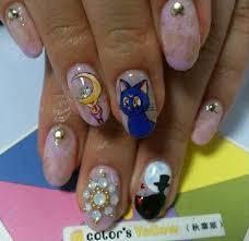 29 best nail art images on pinterest make up kawaii nail