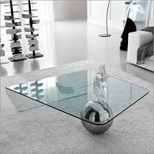 Modern Italian Coffee Tables Modern Italian Design Is Represented By Globe Glass Coffee Table