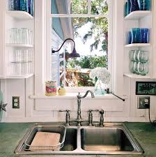 kitchen window shelf ideas take advantage of unused space 25 bright ideas for incorporating