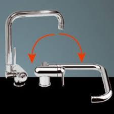 robinet escamotable cuisine robinetterie rabattable mitigeur et mélangeur de cuisines sous