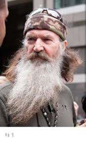 how is robertson hair tactical may you never barf up your gumbo phil robertson duck