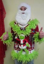 mens light up ugly christmas sweater grinch me green foo foo light up ugly christmas sweater jumper mens