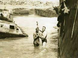 baptizing on iwo jima movie letters from iwo jima photo shared by