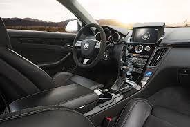 cadillac cts 2013 interior 2014 cadillac cts v wagon test motor trend