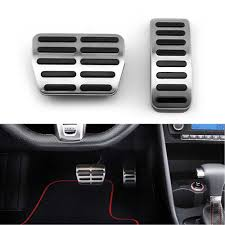 aliexpress com buy car clutch fuel brake pedals fit for audi a1