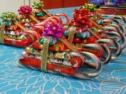 Christmas Candy Craft - live like no one else and win financially santa sleigh candy