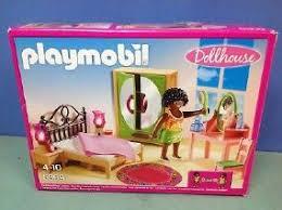 playmobil chambre parents maison playmobil 5303 d occasion