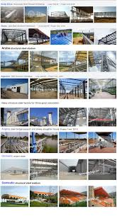 multi storey prefabricated high quality steel structural workshop