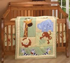 Nojo Crib Bedding Set Nojo Comforter Set Safari Toddler Picture