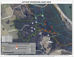 Hunt Maps Hunting Prime Hook U S Fish And Wildlife Service