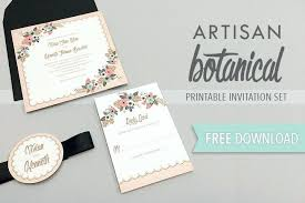 diy wedding invitation template diy wedding invitation templates together with delicate floral