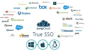 true single sign on with applications jumpcloud