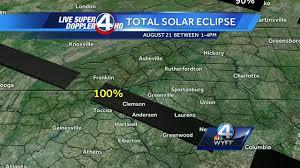 Clemson University Map Clemson Prepares For The Total Solar Eclipse Youtube