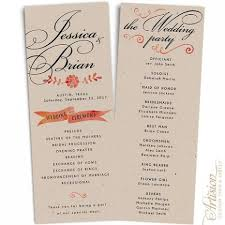 online wedding programs wedding programs online decoration