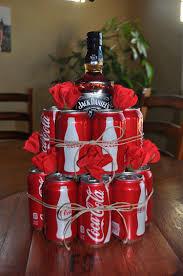 jack u0026 coke gift basket jis ideas pinterest coke gift and