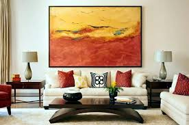 Use Abstract Art As Decorative Items For The Modern Home - Home interior items