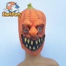 online get cheap scary pumpkin mask aliexpress com alibaba group