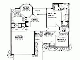 Luxury Ranch Floor Plans 1300 Sq Ft House Plans With Basement Luxury Ranch House Plan With