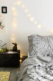 String Of Lights For Bedroom by Bedroom Lighting Firefly String Lights On Delicate Copper Wire