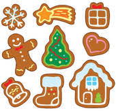 christmas cookie clipart page 2 clipart ideas u0026 reviews