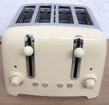 Dualit Orange Toaster Dualit Toasters Ebay