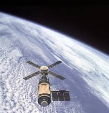North Dakota how fast does the space station travel images Skylab first u s space station