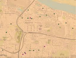 Zip Code Map Portland Portland Crime Map Bradley Profile Bradley Ca Population Crime Map