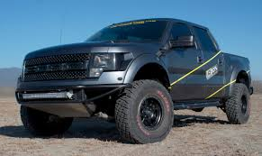 Ford Raptor Horsepower - this 635 hp ford raptor was built to have fun at full speed off